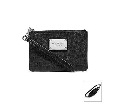 Michael Michael Kors Jet Set Small Leather Wristlet