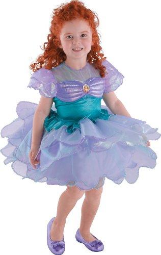 [ARIEL BALLERINA TODDLER 2T] (Ariel Costumes Toddler)