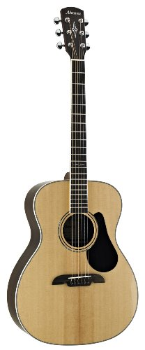 Alvarez Artist Series AF70 Folk Guitar, Natural / Gloss finish
