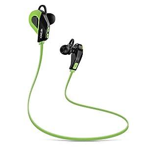 Bluetooth Headphones, V0MEL0N Wireless Sport Earphones In Ear Sweatproof Earbuds for Gym Running