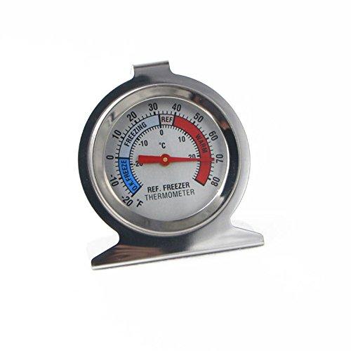 Dxlta - Termómetro para frigorífico y congelador, Herramienta de ...