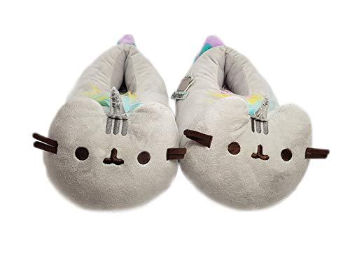 Pusheen Ladies Pusheenicorn 3D Unicorn Slippers PU-S03