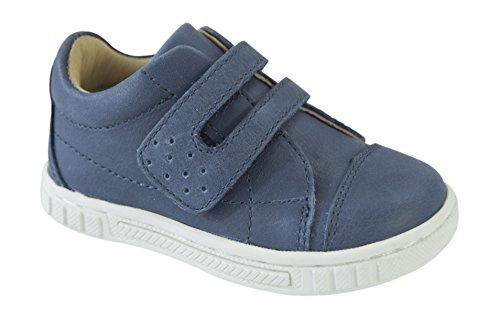 MOVE Kinderschuh Jungen Sneaker - Botas de senderismo Bebé-Niños azul (navy)