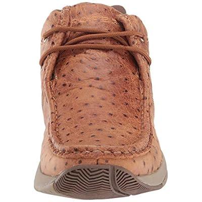 ROPER Men's Clearcut Shoe, Tan, 8.5 D US: Shoes