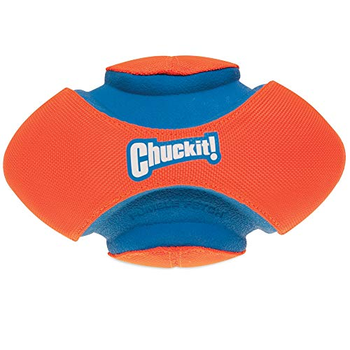 Petmate Chuckit Fumble Fetch Toy for Dogs, Small