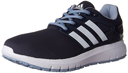Adidas Women's Energy Cloud WTC W Running Shoe Midnight Gray/Light Blue/ White release dates authentic authentic sale online outlet for cheap with mastercard cheap price free shipping excellent vDwVOIr
