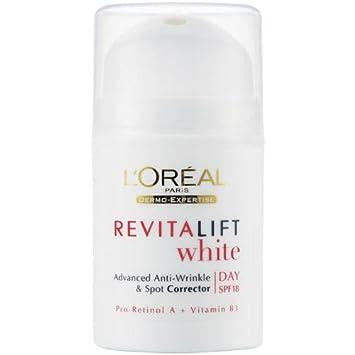 8f1d9037e63 Amazon.com : L'oreal Revital Lift White Day Cream Spf18 by L'Oreal ...