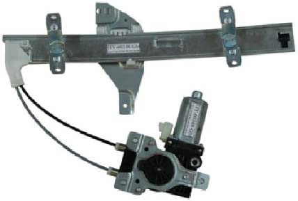 Power Window Regulator for 97-03 Pontiac Grand Prix 4 Door Rear Right with Motor