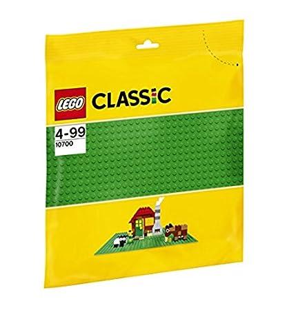 LEGO Base de color verde