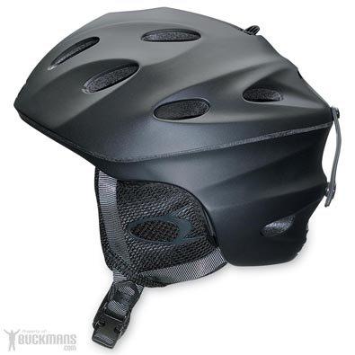 Giro Fuse Helmet – Matte Black, Size Small, Outdoor Stuffs