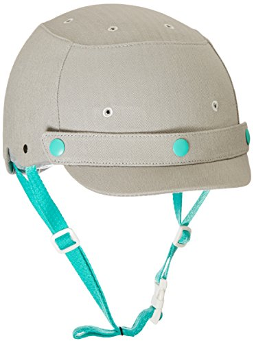 Bell Women's Moda Fabric Helmet, Gray