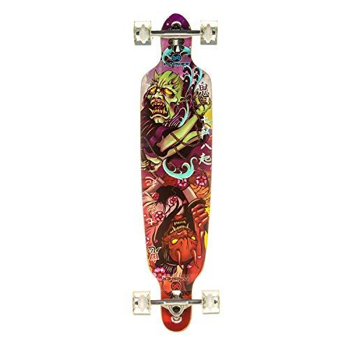 - Punisher Skateboards ONI Professional Drop-Down Complete 40 in Longboard