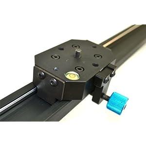 "StudioFX 32"" Pro DSLR Camera Slider Dolly Track Video Stabilizer by Kaezi"