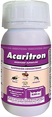 Masso-Insecticida Acaritron 250 cc