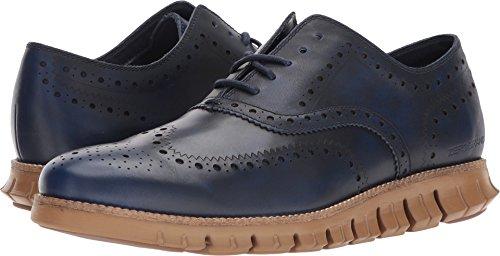 grand Wing Leather, Peacoat/Rubber, 12 Medium US ()