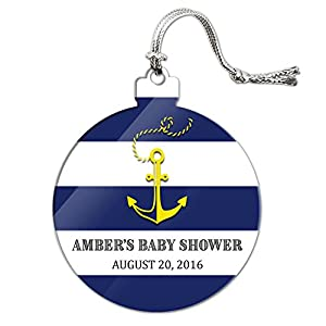 41hxvKMEzYL._SS300_ 75+ Anchor Christmas Ornaments