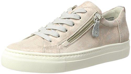 de à Chaussures 4512 ville Pink pour Paul Platin 039 lacets Green femme Rose BIUxqCA