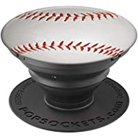 PopSockets: Collapsible Grip & Stand for Phones and Tablets - Baseball