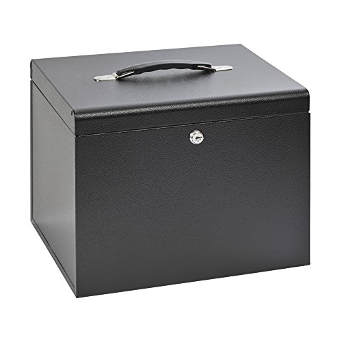 Sandusky Buddy 0604-4S Steel Locking Box  Steel, 10