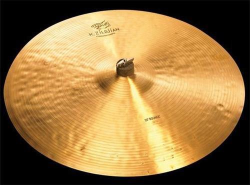 Bounce Ride Cymbal - Zildjian K Constantinople 22