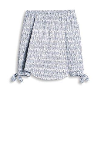 ESPRIT, Blusa para Mujer Multicolor (Off White)