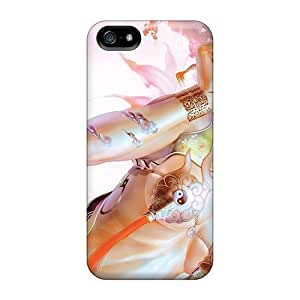 DrunkLove Case Cover Protector Specially Made For Iphone 5/5s Forever Beauty