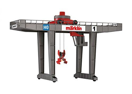 Bridge Loading (Märklin 72452Container Terminal Modern Bridge Crane for Loading containers, Fahrzeuge)