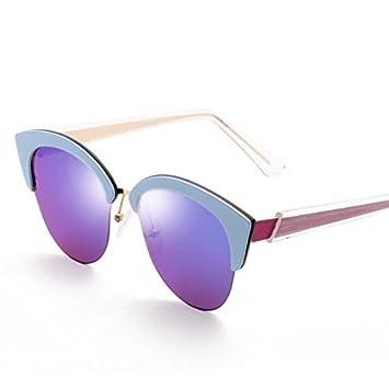 Sunyan Medio bastidor metálico nuevo gafas de sol, gafas de ...