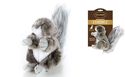 Ruff & Whiskerz Classicz Squirrel Dog Toy