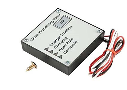 Amazon.com : Club Car Electric 48-Volt Replacement Timer ... on club cart parts diagram, ezgo battery installation diagram, club car 48 volt golf cart battery charger, car battery charger schematic circuit diagram,