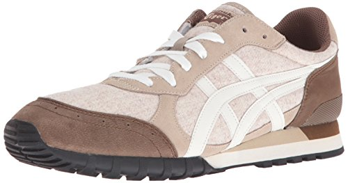 Onitsuka Tiger Men's Colorado Eighty-Five Fashion Sneaker, Sand/White, 8 M