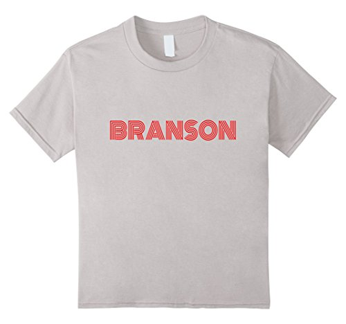 Kids Branson MO Retro Vintage Style Souvenir T-shirt 6 - Branson Kids For