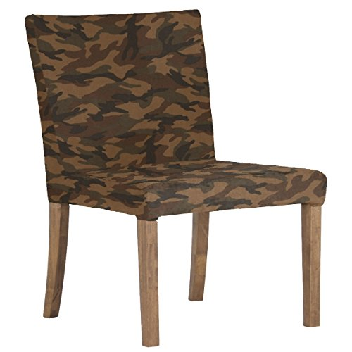 arne ダイニングチェア 北欧 木製 椅子 チェアー 背もたれ 日本製 JOY 【Mサイズ】【肘なしタイプ】【ブラウン脚】 迷彩 ブラウン B07429RMKQ Mサイズ/肘なしタイプ|ブラウン ブラウン Mサイズ/肘なしタイプ