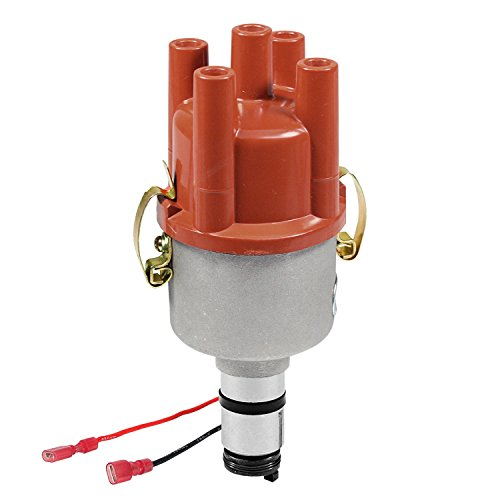 (Kuhltek Motorwerks 0231178009EL Centrifugal Distributor with Electronic Ignition for VW Beetle)