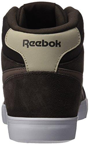 Baskets stucco dark stone Grey white 2ms Royal Hautes silver Brown Homme Complete Reebok Marron tq0RPU