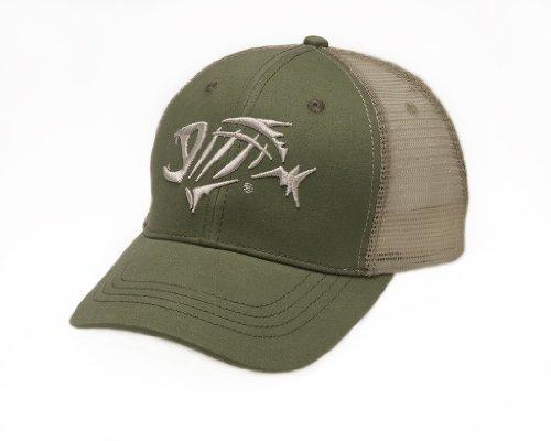 G. Loomis Bandit Trucker Cap, Green