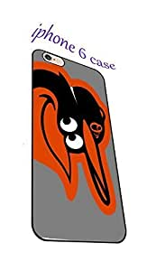 FUNKthing MBL American League Baltimore Orioles Team Logo PC Hard new iphone 6 cases for girls by kobestar