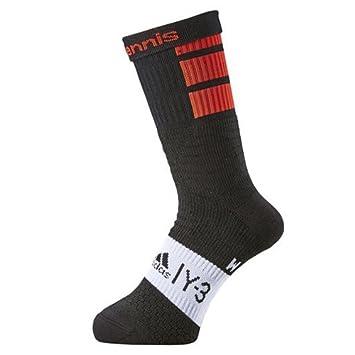 Adidas Hombres de RG Y-3 ID So M Calcetines, Hombre, RG Y-3 ID SO M, Negro/Blanco/Rojo, 3133: Amazon.es: Deportes y aire libre