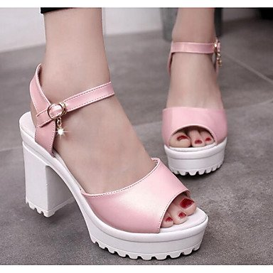 RTRY CN44 EU43 UK9 Summer Comfort US11 Comfort Black Women'S Sandals Ruby Flat White Pu Casual gqx6gfrwS