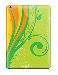 High-end Case Cover Protector For Ipad Air(fresh Spring Day )