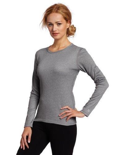Duofold Women's Brushed Back Crew Shirt
