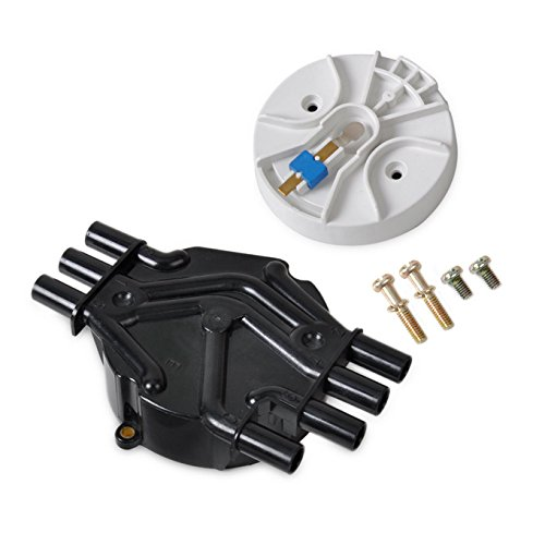Hex Autoparts Ignition Distributor Cap & Rotor for Chevrolet Astro VAN Blazer Pickup Silverado Express Gmc Jimmy Safari Sierra Savana Oldsmobile Bravada (Rotor Astro Chevrolet)
