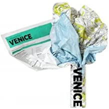 Crumpled City Map-Venice (Crumpled City Maps)