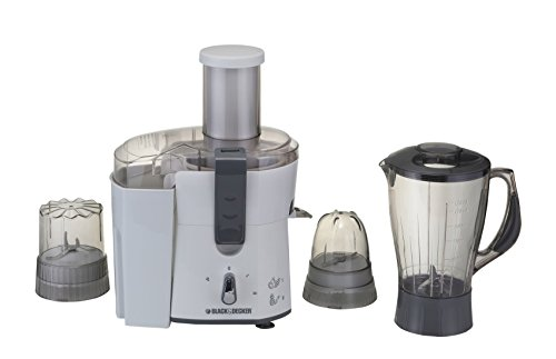 Black & Decker JBGM600-220V Four-in-One Juicer, Blender, used for sale  Delivered anywhere in USA