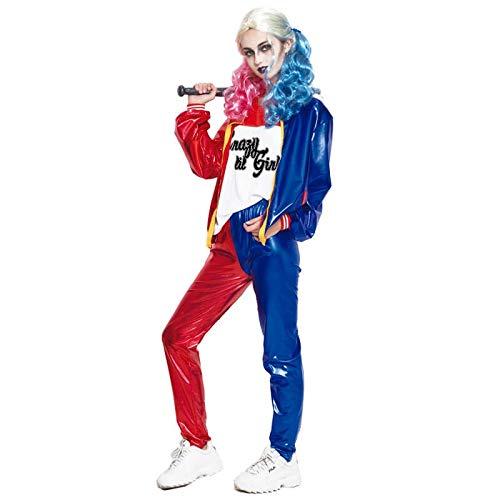 Disfraz Jokers Baby Largo Mujer Halloween (Talla L) (+ Tallas)