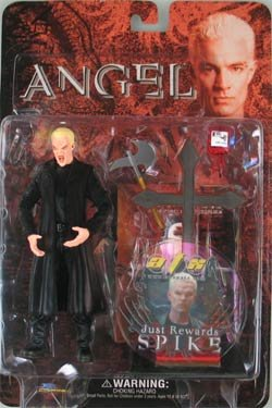 Buffy The Vampire Slayer/Angel AFX Exclusive 'Just Rewards' Spike Action Figure (Best Buffy Spike Episodes)