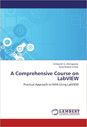 Buy A Comprehensive Course on LabVIEW Book Online at Low