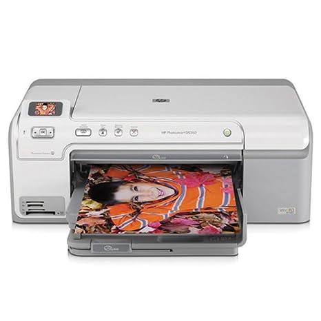 HP Impresora HP Photosmart D5360 - Impresora de tinta ...