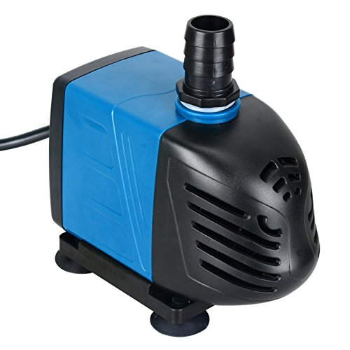 Uniclife 800 GPH Submersible/Inline Water Pump Pond Pool Fountain Aquarium Fish Tank by Uniclife