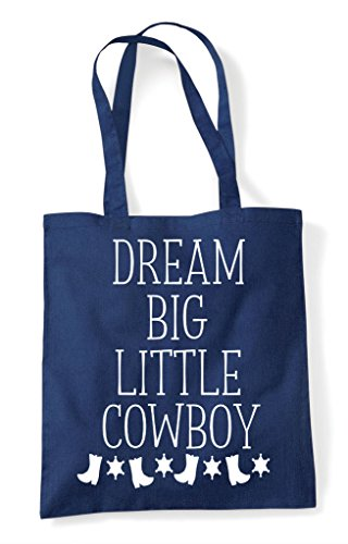 Shopper Bag Cowboy Statement Tote Big Navy Dream Little BqUPx6